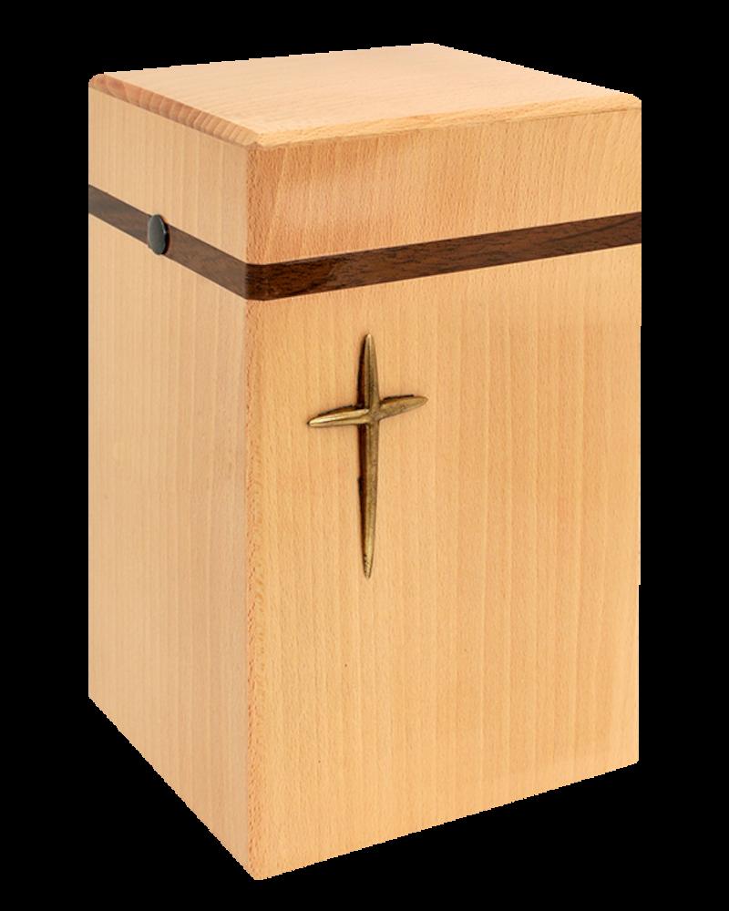 Słupek Drewniany Jasny