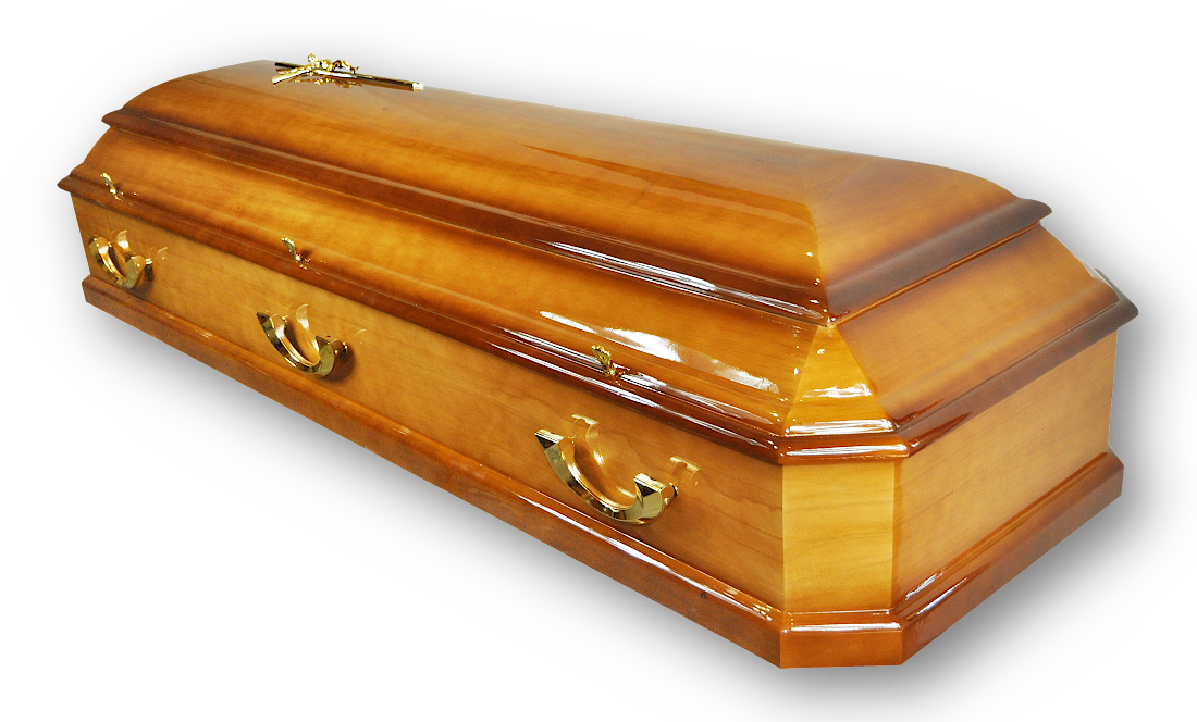 TO8ci Amerykanka Olchowa Cieniowana olcha cieniowany sarkofag do pochówku