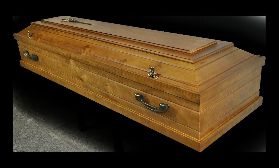 Sarkofag Turyński Sosnowy Rustykalnysosnajasnysarkofagdo pochówku