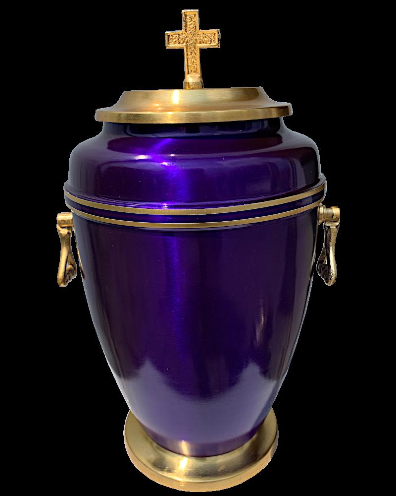 Urna Indyjska Fiolet