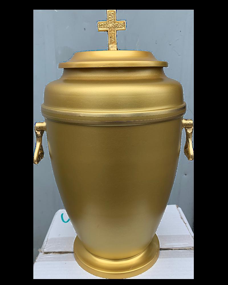 Urna Indyjska Złota