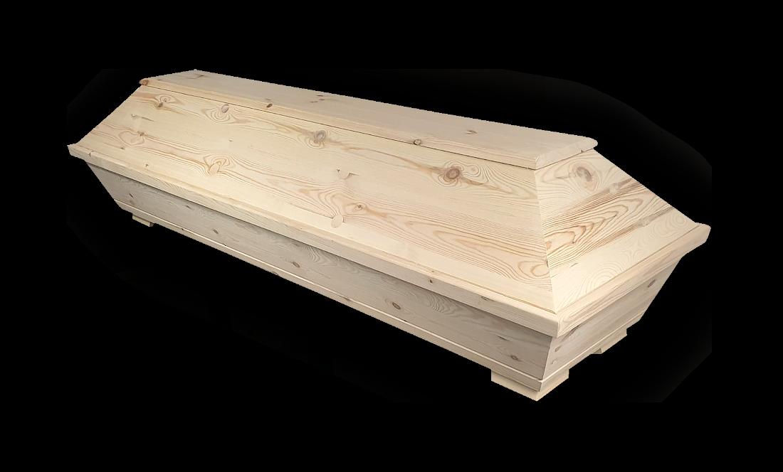tk5 trumna sosnowa kremacyjna